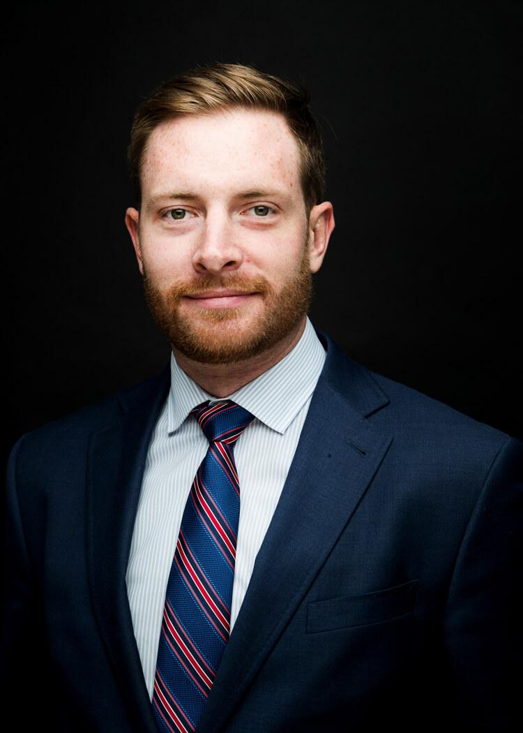 photo of Graham Rapson, Edmonton lawyer with Beresh Law